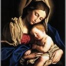 Mary The Blessed Virgin – Feastday: January 1