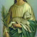 St. Agnes – Feastday: January 21